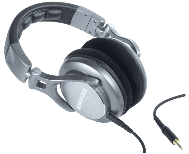 SHURE - CASQUE STUDIO REFERENCE