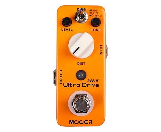 MOOER -ULTRA DRIVE MKII