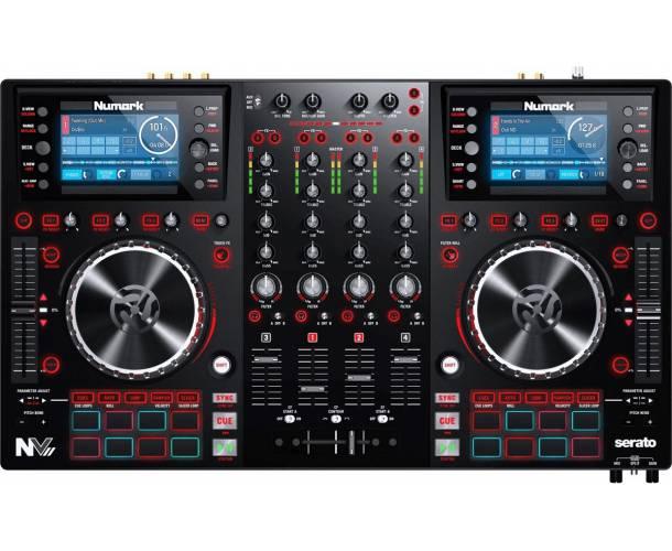 NUMARK NVII CONTROLEUR DJ