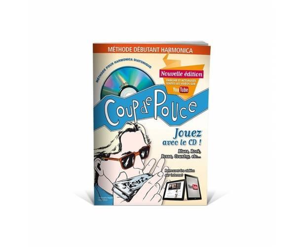 EDITIONS COUP DE POUCE - BATTERIE VOLUME 1 LIVRE ET CD