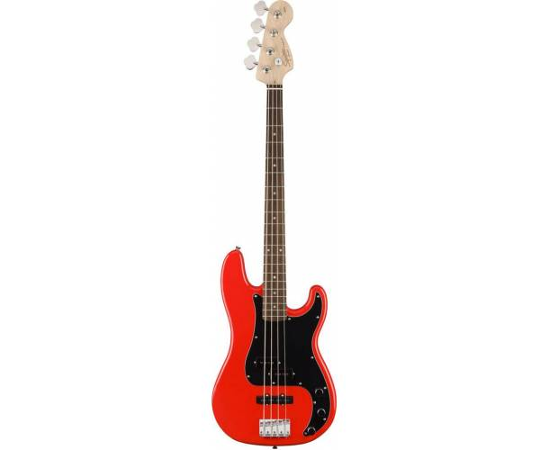 SQUIER - PRECISION BASS PJ AFFINITY RED