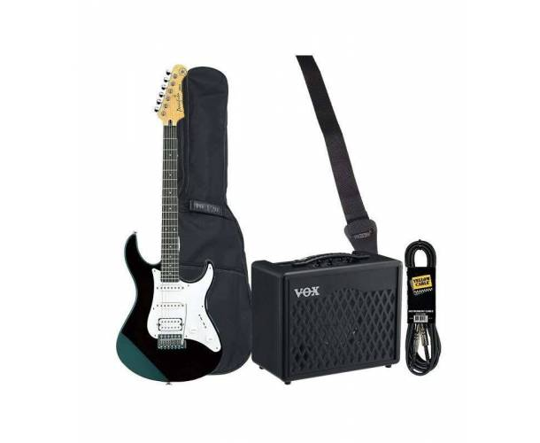 PACK ELECTRIQUE YAMAHA PACIFICA BLACK