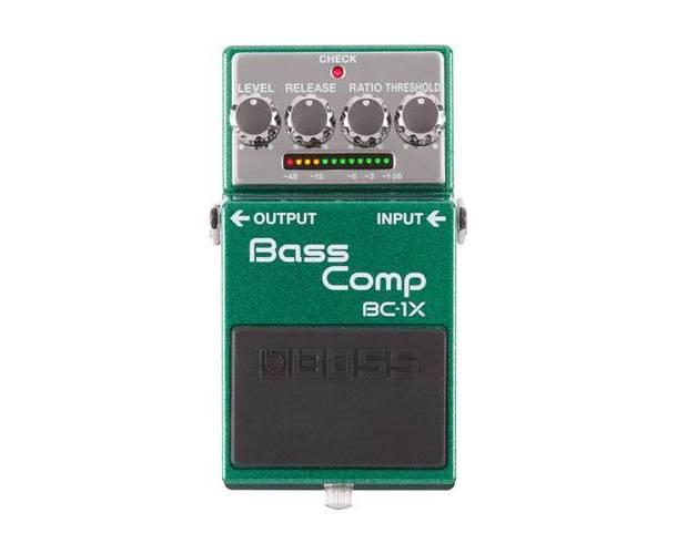 BOSS - BC-1X BASS COMP