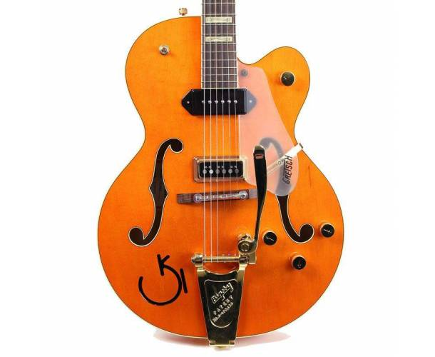 G6120 EDDIE COCHRAN SIGNATURE HOLLOW BODY WITH BIGSBY®, ROSEWOOD FINGERBOARD, WESTERN MAPLE STAIN