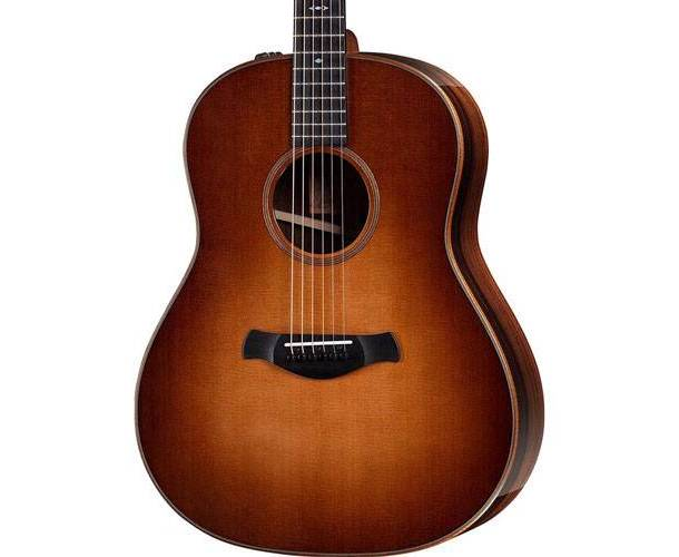 TAYLOR -717E BUILDER'S EDITION WILD HONEY BURST
