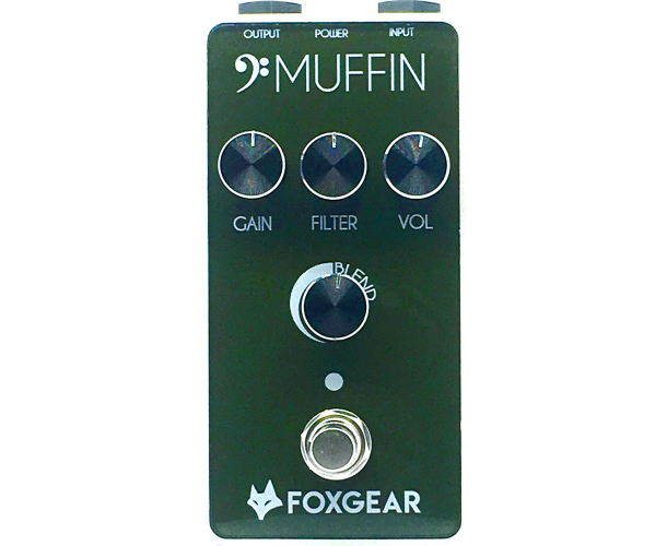 FOXGEAR BASS MUFFIN